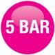 5 bar