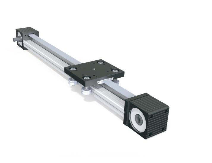 linear motion systems block timing belt module 12 20 mm elega