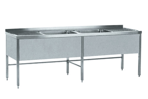 sizes of kitchen sinks sinks with two side shelves model awe 5305 elega 5302