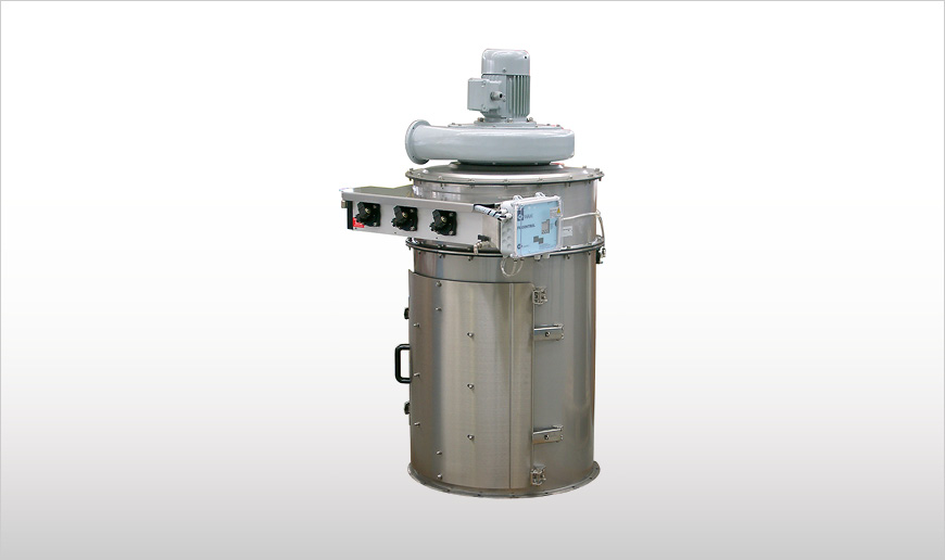 Dust Collector Wamflo To Concrete Production Elega