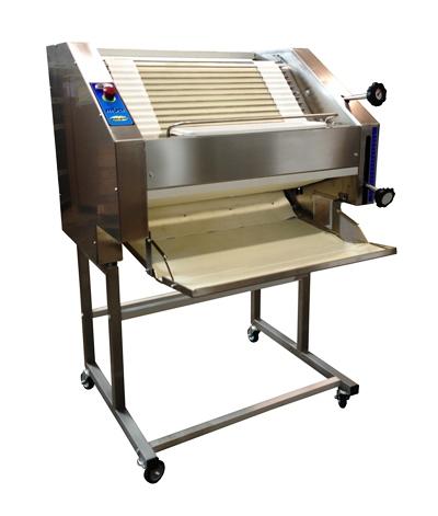 Baguette Moulding Machine Model Mba Inox Elega
